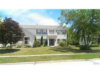 1548 Westfield Circle Dardenne Prairie, MO MLS# 14064885