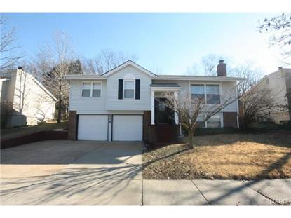 578 Green Forest Drive Fenton, MO MLS# 15002761