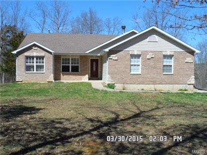 11228 Pond Creek Road Bonne Terre, MO MLS# 15018472