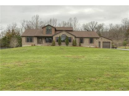8120 John Mckeever Road House Springs, MO MLS# 15018531