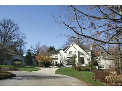 5 Warson Hills Lane Ladue, MO MLS# 15019682