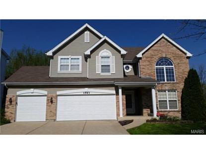 1547 Bent Oak Ridge Drive Fenton, MO MLS# 15021682