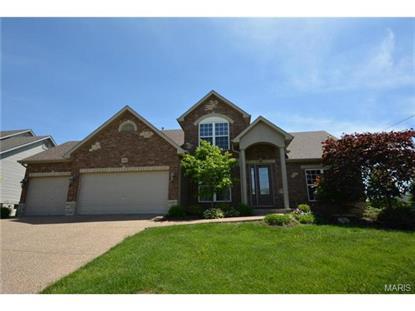 102 Barrington Lake Drive Dardenne Prairie, MO MLS# 15028802