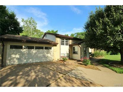 638 Green Hedge Drive Fenton, MO MLS# 15030541