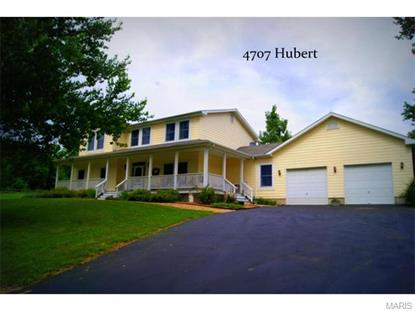 4707 Hubert House Springs, MO MLS# 15036550