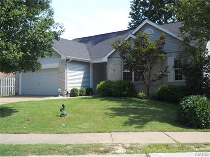 820 Crescent Oaks Court Valley Park, MO MLS# 15040961