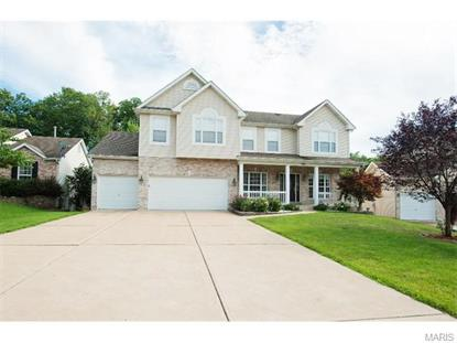 1228 Lake Canyon View Fenton, MO MLS# 15044158