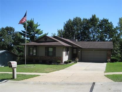 786 Crescent Woods Drive Valley Park, MO MLS# 15049092