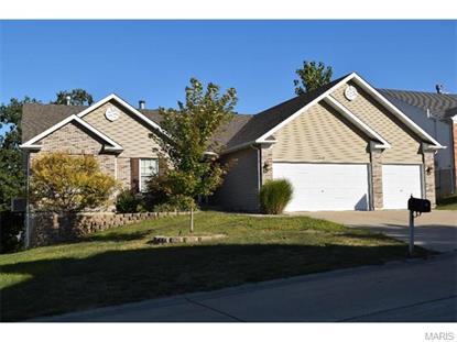 6233 Vista View Drive House Springs, MO MLS# 15052644