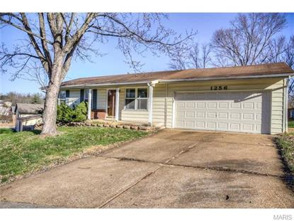 1256 Green Knoll Fenton, MO MLS# 15062109