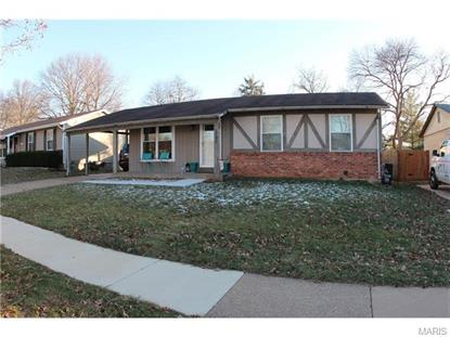 1232 Trails Drive Fenton, MO MLS# 16002233