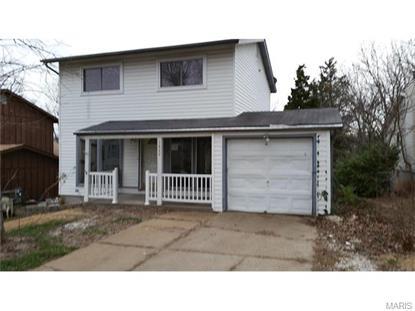 1822 Hanover Drive Barnhart, MO MLS# 16002485