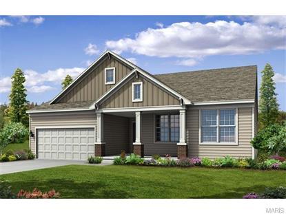 The Amberwood (to be built) Dardenne Prairie, MO MLS# 16006810
