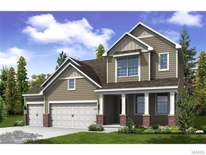 The Greenfield (to be built) Dardenne Prairie, MO MLS# 16006811