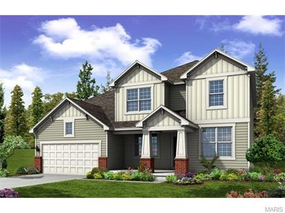 The Hilltop (to be built) Dardenne Prairie, MO MLS# 16006813