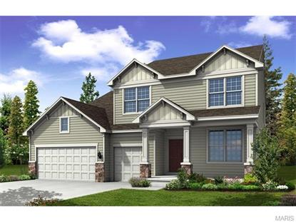 The Westchester (to be built) Dardenne Prairie, MO MLS# 16006817