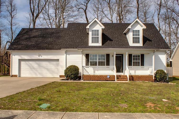 5020 Ginger Ct, Murfreesboro, TN 37129