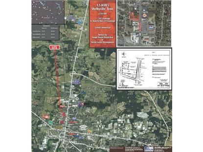 1101 N Main St Shelbyville, TN MLS# 1609091