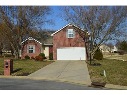 2102 Gaston Ct Murfreesboro, TN MLS# 1609140