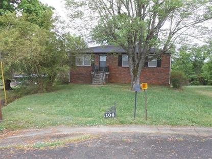 106 Mohican Pl Shelbyville, TN MLS# 1726195