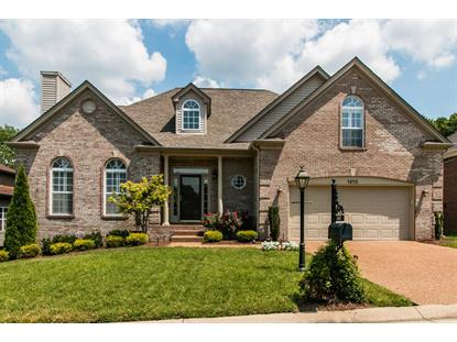 4840 Peninsula Pointe Dr Hermitage, TN MLS# 1750153