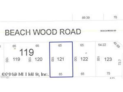 121 Beachwood RD Amelia Island, FL MLS# 668183