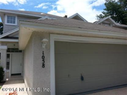 1058 LITTLE CYPRESS KEY  Atlantic Beach, FL MLS# 728212