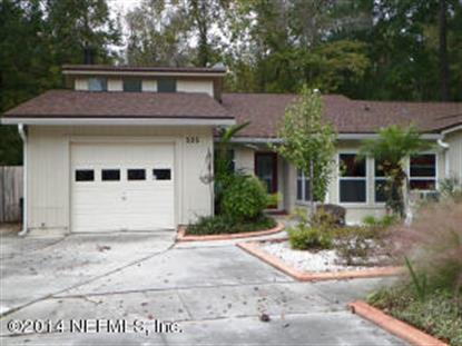 535 Loring Village CT Orange Park, FL MLS# 745665