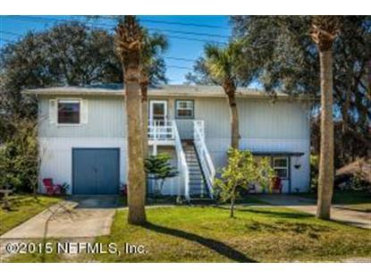 233 DONDANVILLE RD Saint Augustine, FL MLS# 759052
