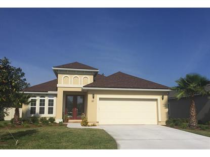77 BENVOLIO WAY Saint Augustine, FL MLS# 809408