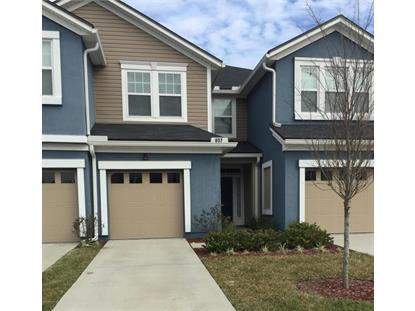 637 GROVER LN Orange Park, FL MLS# 809850