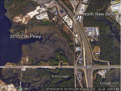 3515 ZOO PKWY Jacksonville, FL MLS# 811632