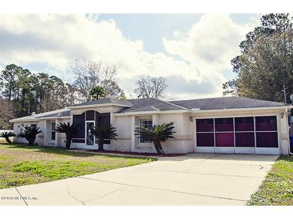 5336 OGLIVIE  Saint Augustine, FL MLS# 812255