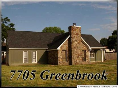 7705 GREENBROOK PARKWAY  Southaven, MS MLS# 290110