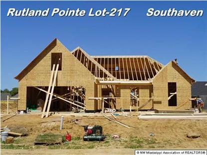 2707 PINNACLE DRIVE  Southaven, MS MLS# 290645