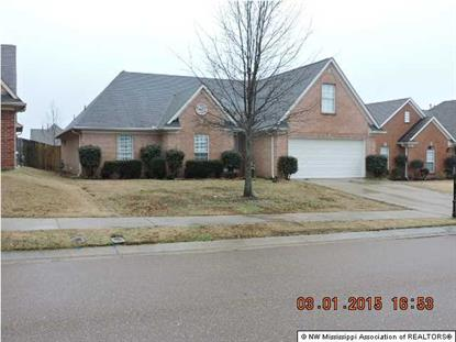 2617 HUNTERS POINT DRIVE  Southaven, MS MLS# 295300