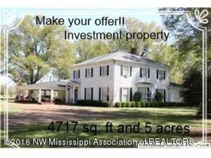 1675 Old Commerce Road Robinsonville, MS MLS# 302301
