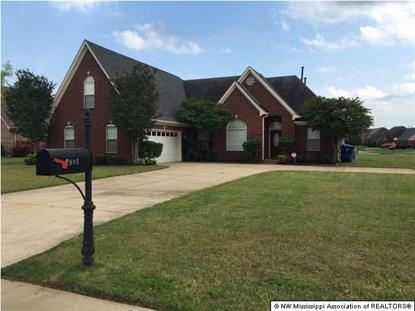 6915 TYLER DRIVE  Walls, MS MLS# 303516