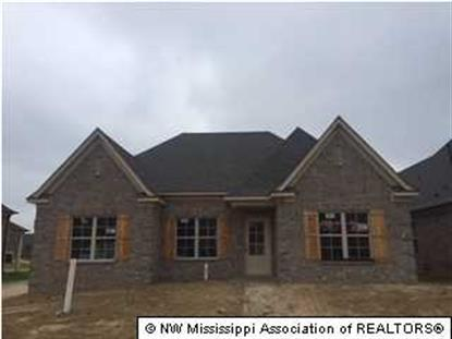3281 FOXDALE LOOP  Southaven, MS MLS# 303633