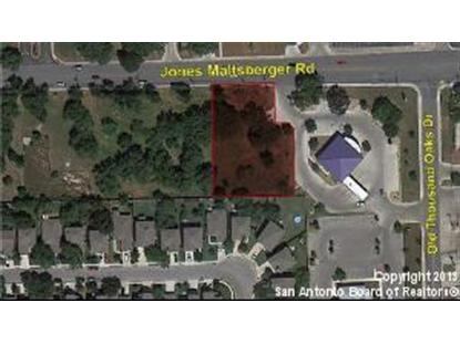 LOT 7 JONES MALTSBERGER RD  San Antonio, TX MLS# 1008537