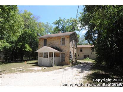 238 ELAINE RD  San Antonio, TX MLS# 1013563