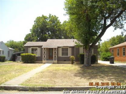 546 HERMINE BLVD  San Antonio, TX MLS# 1023600