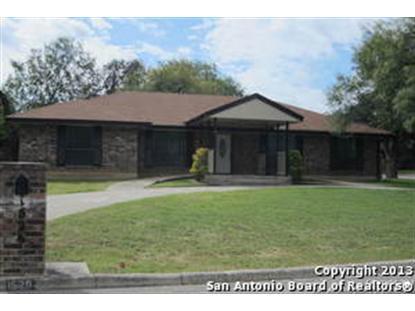 1526 TARTON  San Antonio, TX MLS# 1028935