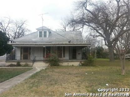 1643 W WOODLAWN AVE  San Antonio, TX MLS# 1031002