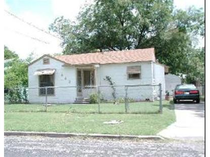 442 Ward Ave  San Antonio, TX MLS# 1033702