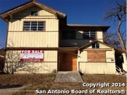 725 W Ashby Pl  San Antonio, TX MLS# 1036325