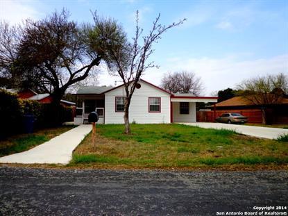 115 Comfort Dr  San Antonio, TX MLS# 1042692
