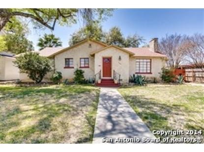344 MARY LOUISE DR  San Antonio, TX MLS# 1045823