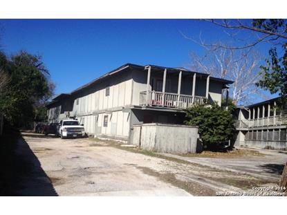 1160 GARRATY RD  San Antonio, TX MLS# 1046683