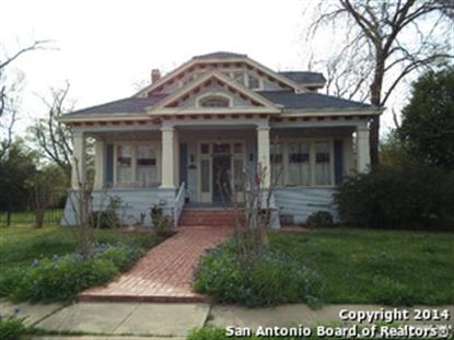 414 N MILAM ST  Seguin, TX MLS# 1048647